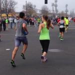 CIM Marathon mile 20