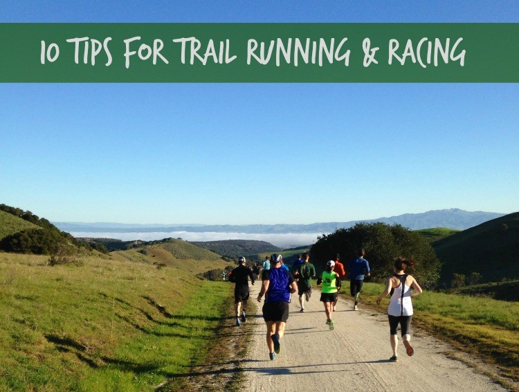10 tips for trail running