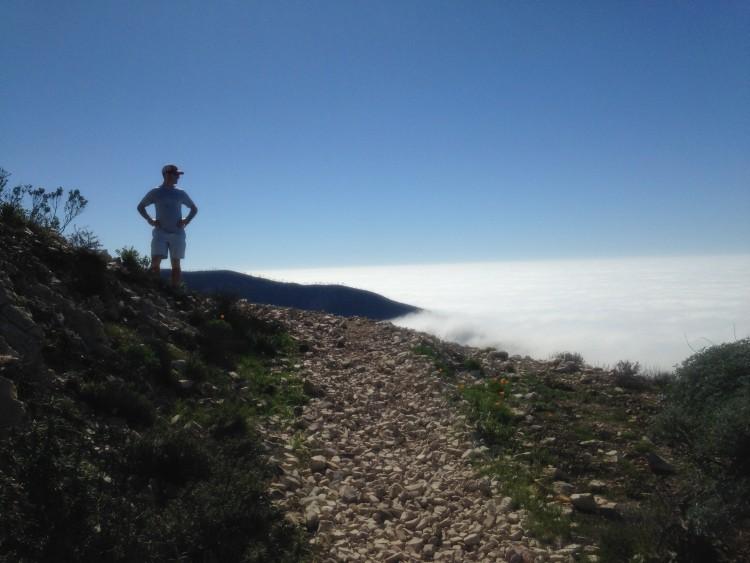 Montana del oro hike_DOTR