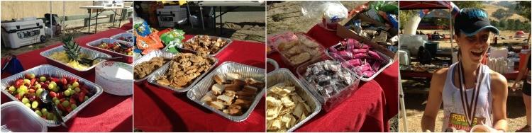 Trail Race Food DOTR