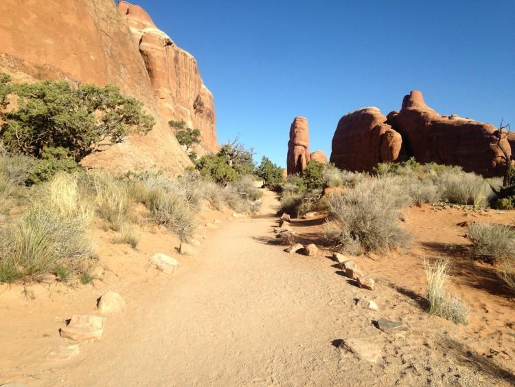 Arches NP Devil's GardenH Hike_DOTR