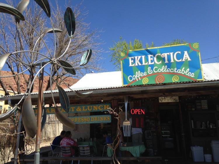 Eklectica Cafe_Moab_DOTR