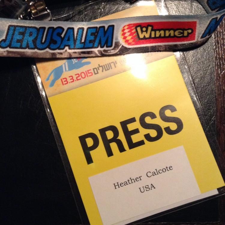 Jerusalem Marathon Press 2015_DOTR