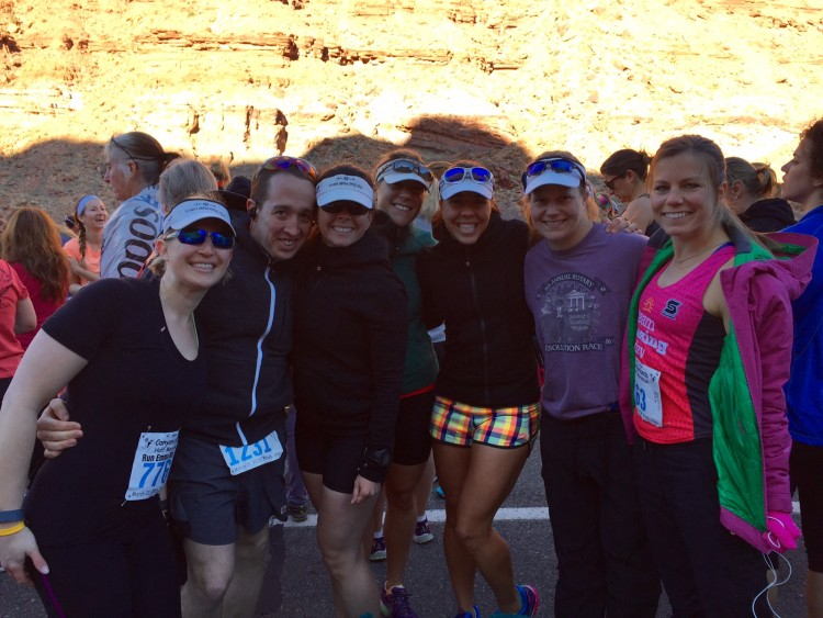 TAD Group_Canyonlands Half Marathon Start