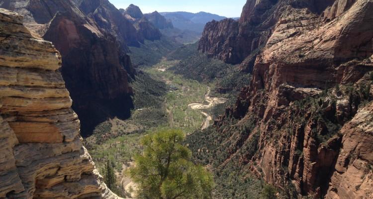 Backpacking Zion National Park: Trans-Zion Trek