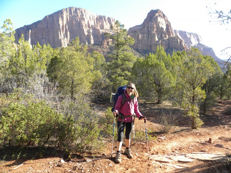 Lee Pass Trail_Zion H