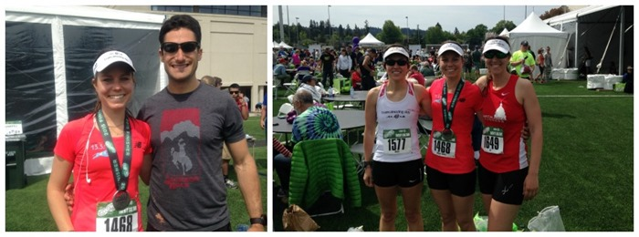 Eugene Marathon Finishers Zone_Dietitian on the Run
