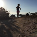 running in Monterey