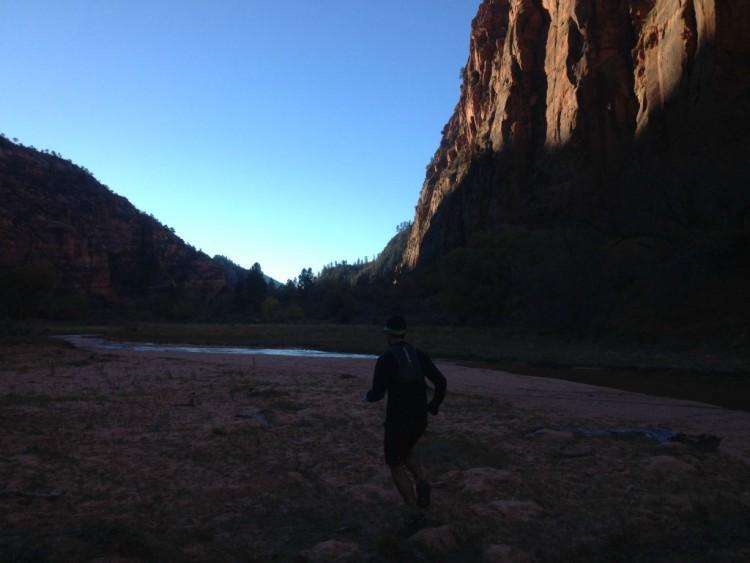Hop valley Trail Running
