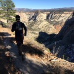 West Rim Canyon Trail Zion National Park