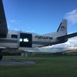 NZone Skydiving Plane