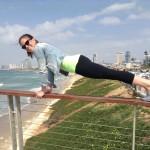 Balance in Tel Aviv