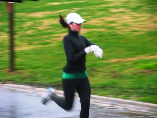 DC winter running