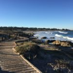 Pacific Grove running trail