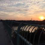 Key Bridge Sunrise