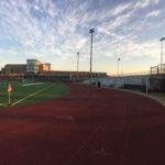 track workout sunrise