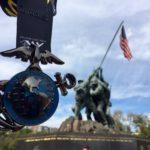 Marine corps marathon medal 2016