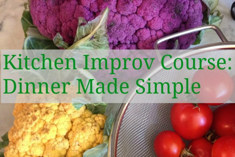 Kitchen Improv Course