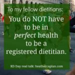 RD Day Real Talk Health