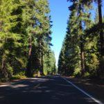 Oregon roads