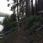 Wilder Retreat Running Suttle Lake