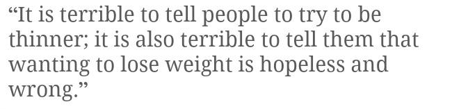 Taffy Brodesser-Akner diet quote