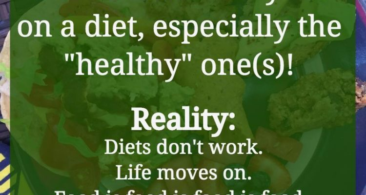 I am (not) that kind of dietitian