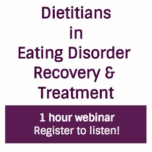 Eating Disorder RD Round Table event