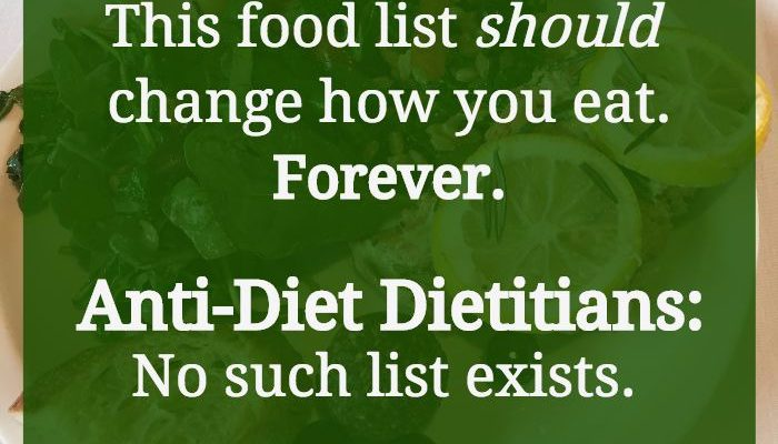 7 Foods This Dietitian NEVER Eats