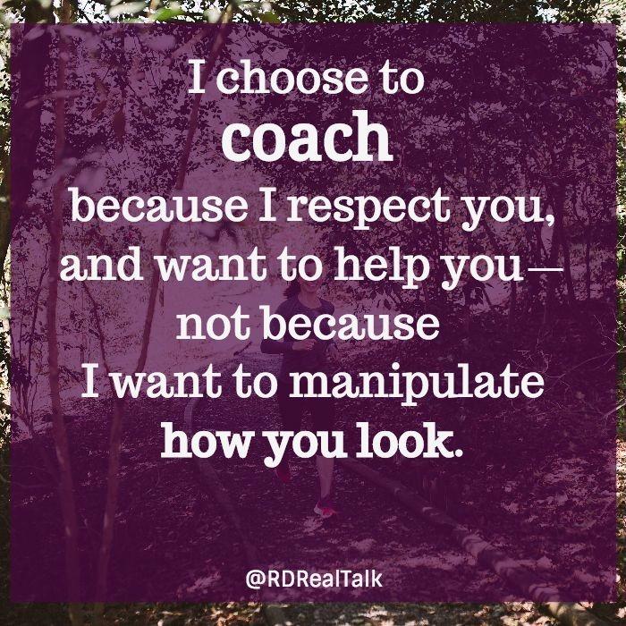 body-positive running coach