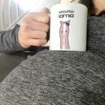38 weeks pregnant mug
